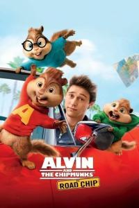 Poster: Alvin and the Chipmunks 4: The Road Chip