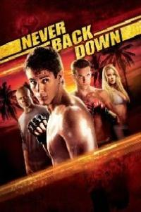 Poster: never back down