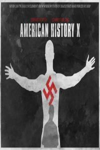 Poster: american history x
