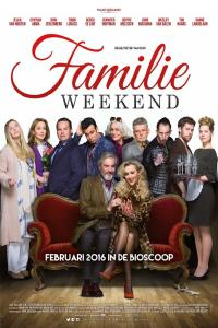 Poster: Familieweekend
