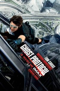 Poster: Mission Impossible 4: Ghost Protocol