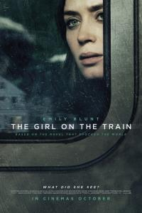 Poster: The Girl on the Train