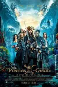 Poster: Pirates of the Caribbean 5: SALAZAR'S REVENGE
