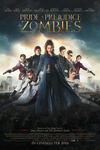 Poster: Pride And Prejudice And Zombies