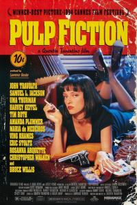 Poster: pulp fiction