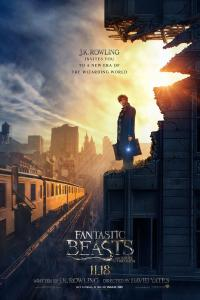 Poster: Fantastic Beasts And Where To Find Them